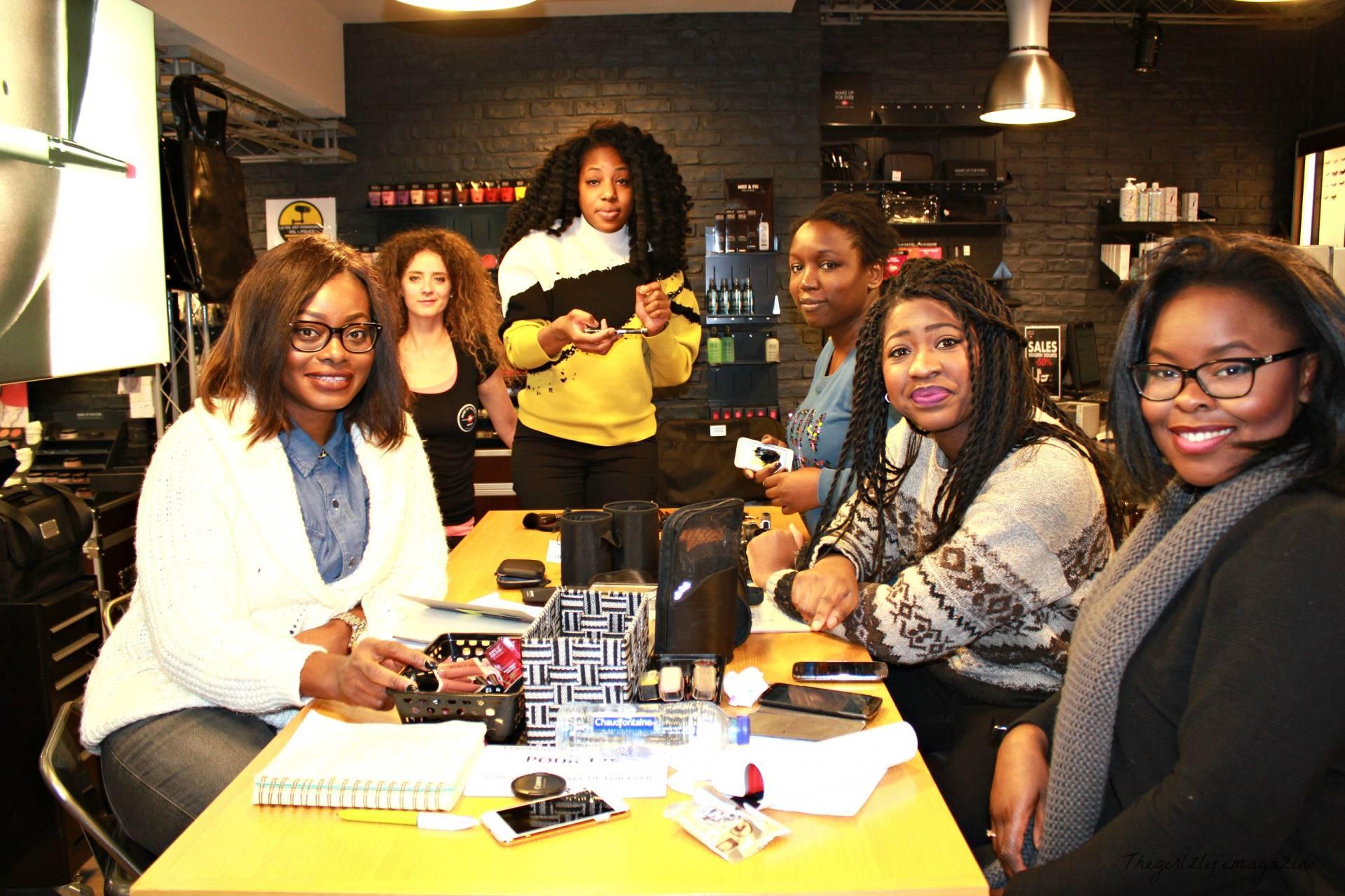 Consciente de ce manque de diversité en matière de formations de maquillage, Dany Sanz, Fondatrice et Directrice Artistique de MAKE UP FOR EVER lance en 2014 la formation Black Beauty, d'abord à Paris en collaboration avec Fatou du blog Blackbeautybag, puis dans de nombreuses autres villes du monde dont notre jolie capitale Bruxelloise.