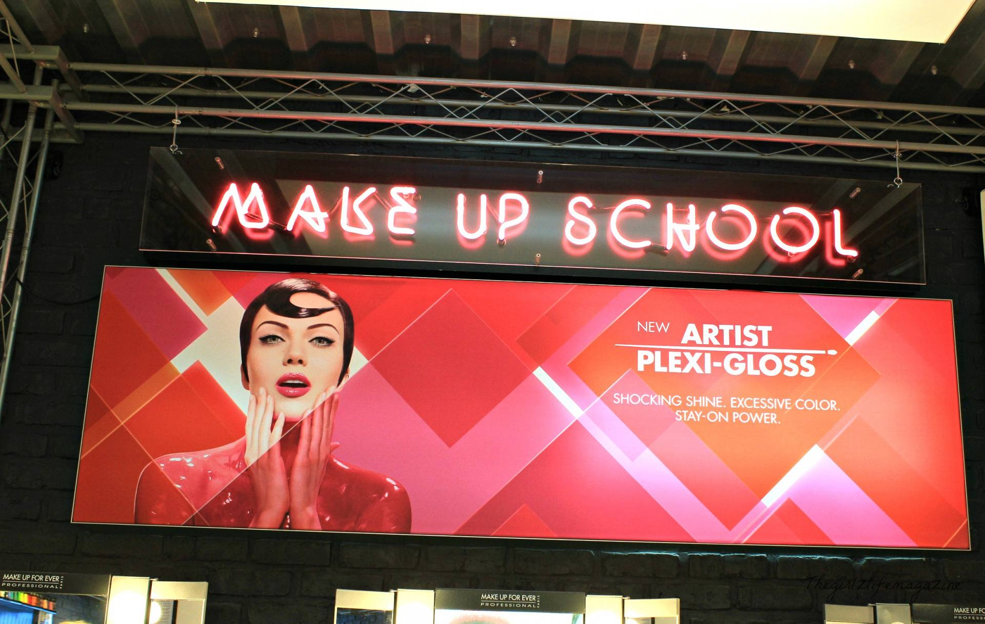La Black beauty academy de MAKE UP FOREVER