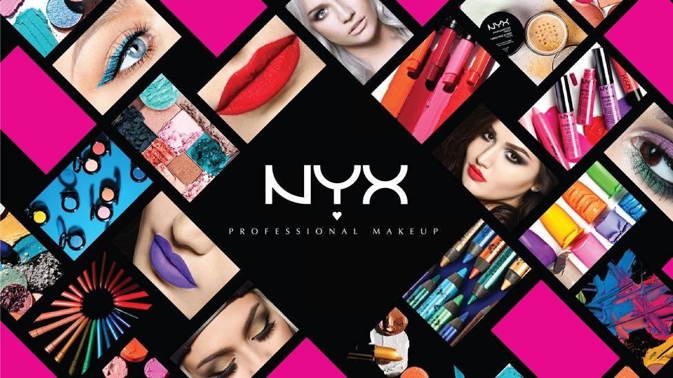 NYX Cosmetics débarque en Belgique