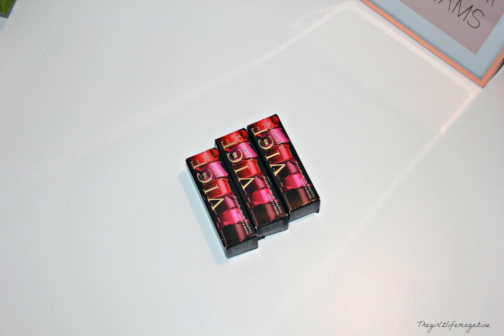 Vice rouge à lèvres