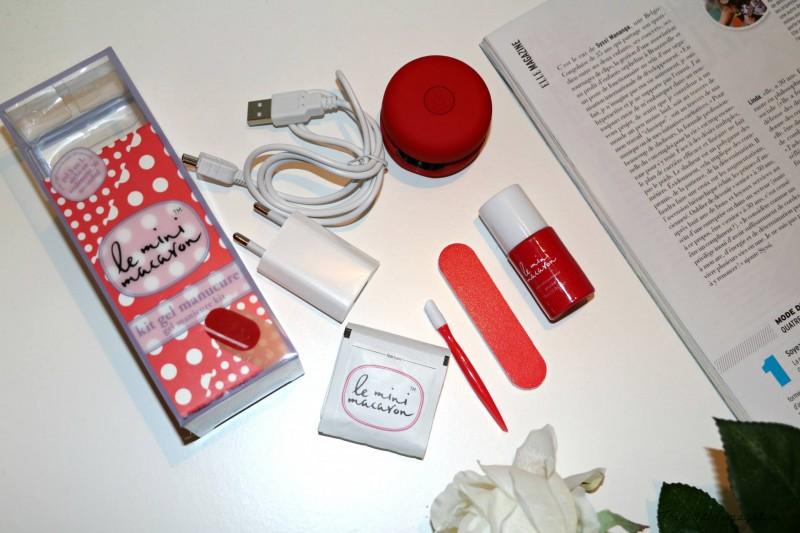Le mini Macaron: le kit de manucure ultra mignon et pratique (+ concours)!