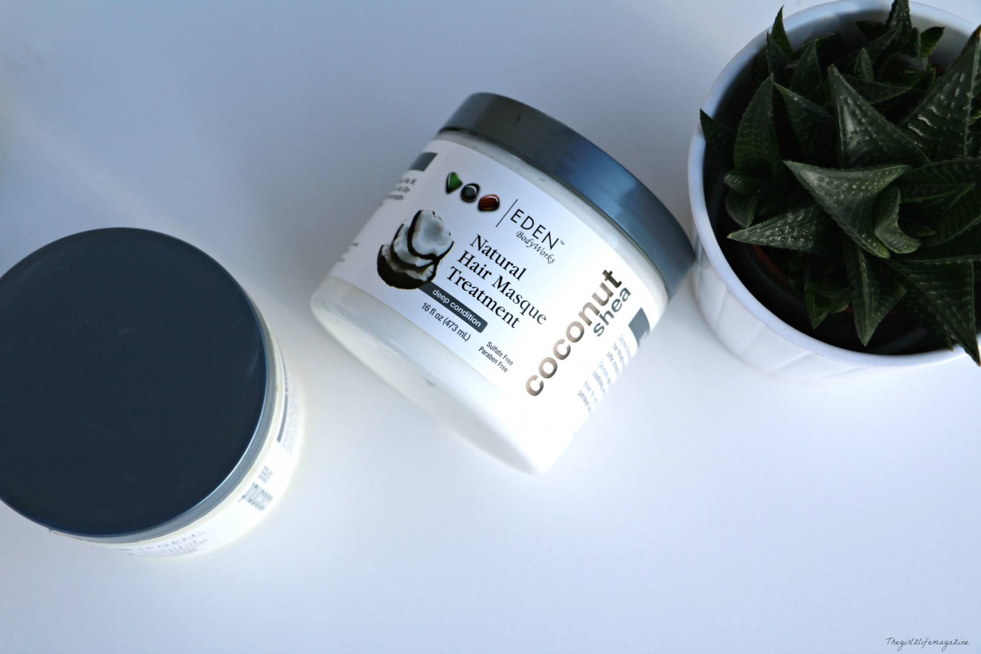 Cococnut shea All Natural Hair Masque