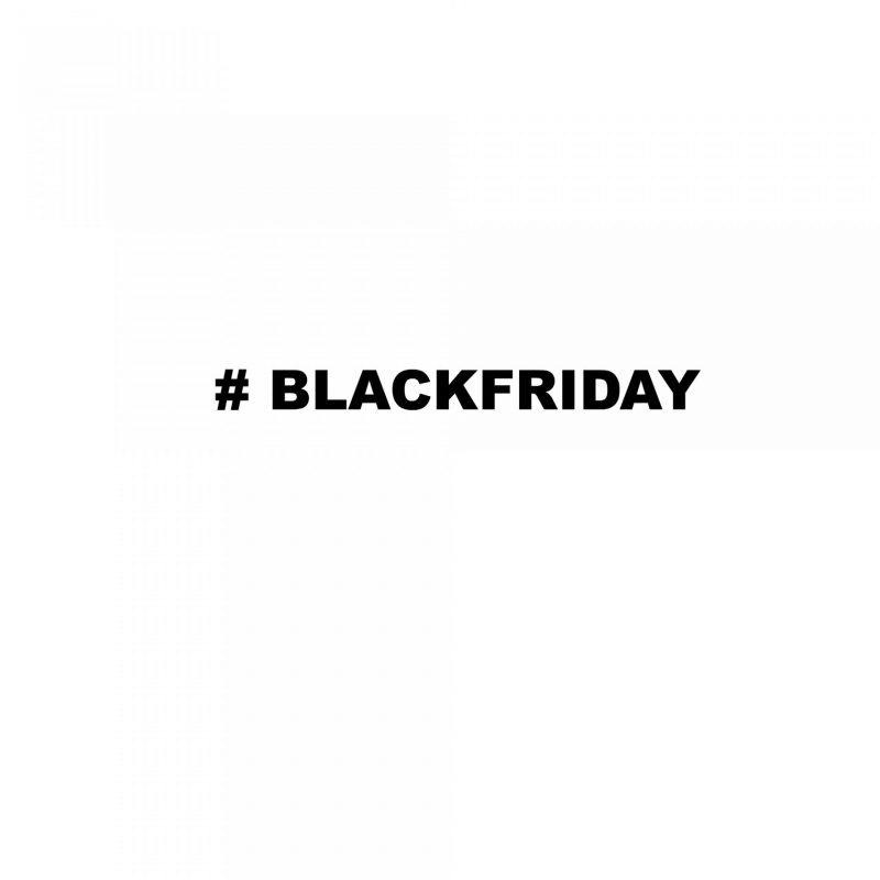 Black Friday et cyber monday 2016 : Les bons plans