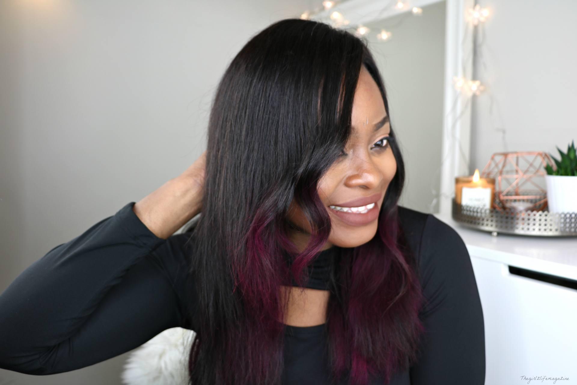 Tie and dye colorista de l'Oréal