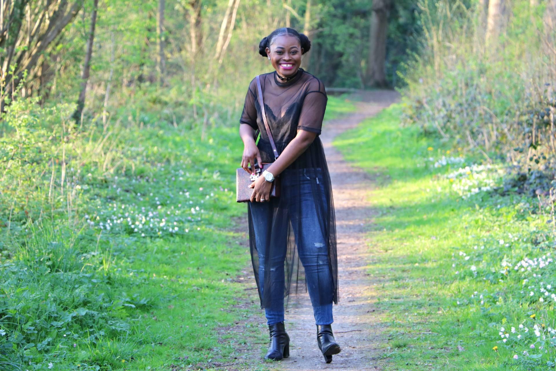 Belgian black blogger