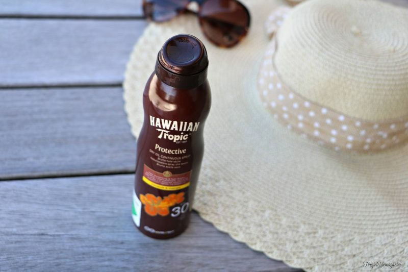 HAWAIIAN TROPIC: Protection solaire coup de coeur!
